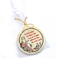 Подарки для гостей из шоколада