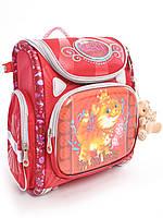 Школьный рюкзак ортопедический New Collection little cat-21