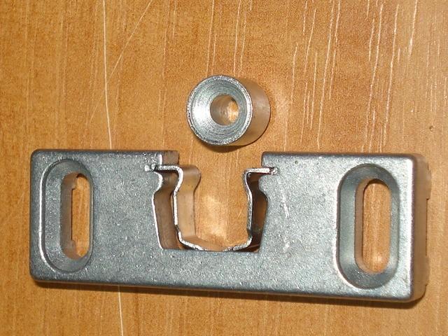 Магнитная защелка для балконной двери московские окна..