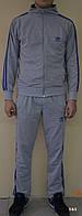 Спортивний костюм теплый на байке Adidas 3428