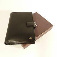Портмоне, документница мужская кожаная Petek 1735 паспорт, права, наличие