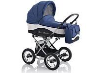 Детская универсальная коляска 2 в 1 Lonex Julia Baronessa JB-06