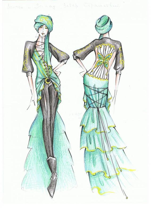 Создать дизайн одежды онлайн