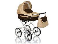 Детская универсальная коляска 2 в 1 Lonex Classic Len CL-06