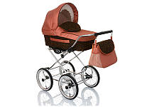 Детская универсальная коляска 2 в 1 Lonex Classic Len CL-12