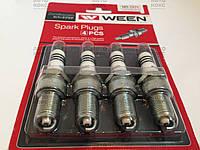 Свеча зажигания (4 шт.блистер) 121-1371.ВАЗ 2101-2107,Нива 2121-2131. Ween.