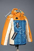 Детская зимняя куртка для мальчика Кевин