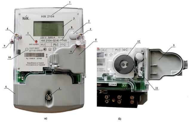 Электросчетчик 2104-02.20Т