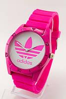 Мужские (Женские) кварцевые наручные часы Adidas, Red