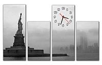 Часы модульные картина  (М 41), купить настенные часы