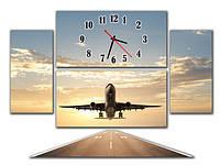 Часы модульные картина  (М 43), купить настенные часы