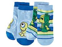 Носки для мальчика Lupilu Стикиз, Германия, (2 пары в упаковке ), размер 23-26 (2-3 года)