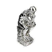 """Скульптура """"Мыслитель """" Родена мини-копия статуэтка символизирует силу человеческого духа PLS0197P"""