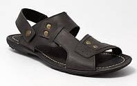 Мужские сандалии  AFFINITY 81136 черный скидка