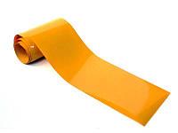 Переводная фольга для дизайна ногтей  1,2 № 136 Velenа (солнечно-золотой матовый)