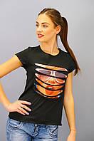 Кьяра. Молодежная женская футболка