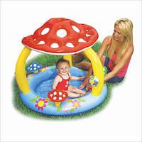 Детский надувной бассейн Intex 57407 Грибок 102х89см