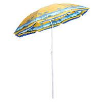 Зонт круглый 1.8 м 8 спиц с наклоном