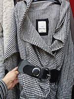 Плащ-куртка женская