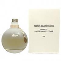 Lacoste Eau De Lacoste Pour Femme tester 90 ml.