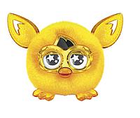 Furby gold (ферблинг голод) Furbling Creature Plush, Special Edition