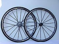 Велосипедные шоссейные колеса с резиной KSYRIUM SL SSC