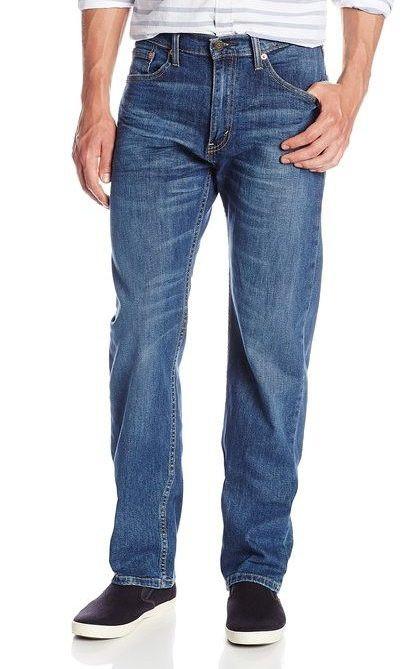 Мужские джинсы levis купить доставка