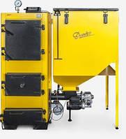 Твердотопливный котел Данко 50 ТЕМ (50 кВт) на пеллетах