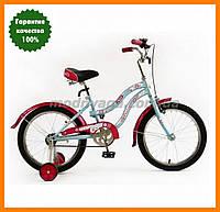 Велосипед для девочки 6 лет | TILLY CRUISER 18