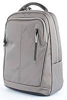 """Рюкзак с отделением для ноутбука 15,6"""" из прочного текстиля 22 л. Roncato Overline 3850/25 серый"""