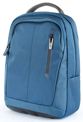 """Стильный городской рюкзак с отделением для ноутбука 15,6"""" 22 л. Roncato Overline 3850/88 голубой"""