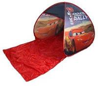 Палатка Тачки домик игровая палатка Тачки молния Макквин