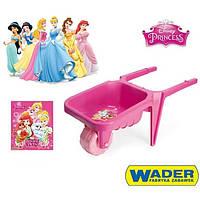 Тачка садовая детская Disney Princess Wader 77480P