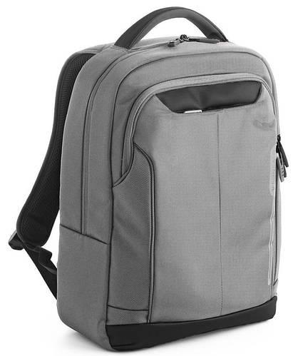 """Эргономичный городской рюкзак с отделением для ноутбука 15,6"""" IPad 10` 22 л. Roncato Overline 3852/25 серый"""