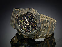 Мужские часы Casio G-Shock GA 100