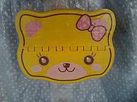 "Табурет складной пластиковый детский ""Hello Kitty"""