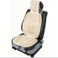Накидка на сиденье бамбуковая (2шт)