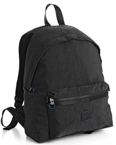 Городской качественный рюкзак 21 л. Roncato Rolling 7100/01 черный