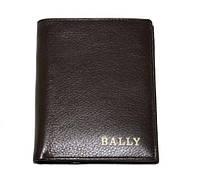 Кошелек портмоне кожаный мужской Bally