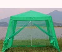 Садовый павильон-шатер с москитной сеткой и молниями. Доставка Новой почтой по Украине