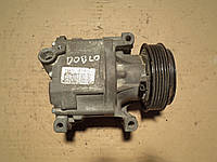 Компрессор кондиционера Фиат Добло Fiat Doblo 1.4 бензин 51747318 , 5 174 7318