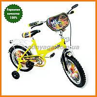 Купить детский велосипед со склада  недорого | Хот Вилс 16