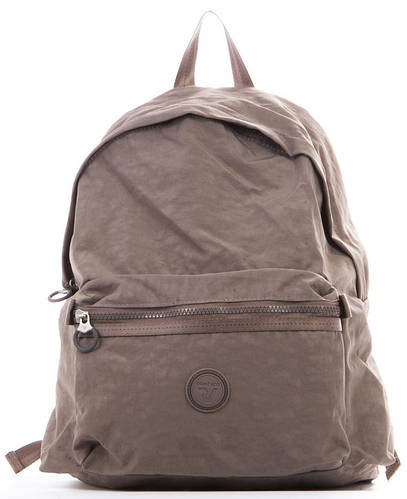Стильный вместительный городской рюкзак 21 л. Roncato Rolling 7100/44 коричневый