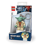 Лего брелок-фонарик Звездные войны ― Йода LGL-KE11