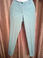 Летние женские укороченные брюки в офис