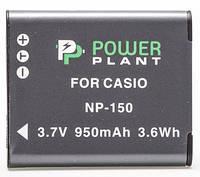 Aккумулятор PowerPlant Casio NP-150