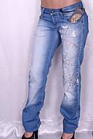 Модные джинсы турецкие
