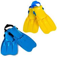 Ласты для плавания Swim Fins Intex 55932: 41-45 размер, 2 цвета
