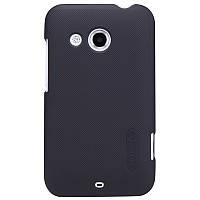 Чехол Nillkin для HTC Desire 200 чёрный (+пленка)