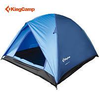"""Палатка туристическая KING CAMP """"FAMILY 2+1"""" KT3012"""